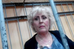 Суд оставил Штепу за решеткой за 2,5 часа до истечения срока ее ареста