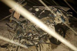 В Харькове ночью произошло жуткое ДТП