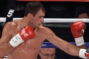 Украинец Киладзе выступит на разогреве чемпиона WBC Уайлдера