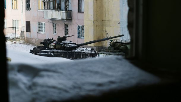 Штаб: оккупанты начали штурм позиций ВСУ уАвдеевской промзоны