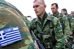 Греция привела свои войска в боевую готовность - СМИ
