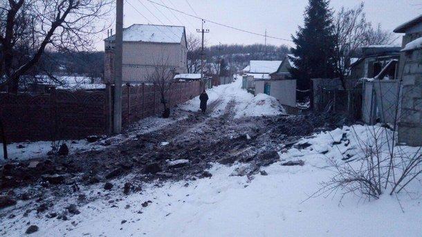 Жебривский оситуации вАвдеевке: работает госказначейство, больница, канализационно-насосная станция