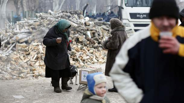 Городские власти Авдеевки заявляют, что город останется без воды через 3