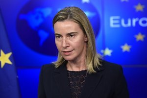 В ЕС раскрыли важные детали переговоров Могерини и Лаврова по Украине