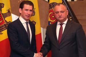 Президент Молдовы предложил Приднестровью особый статус в составе страны