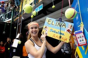 Элина Свитолина выиграла пятый турнир в карьере