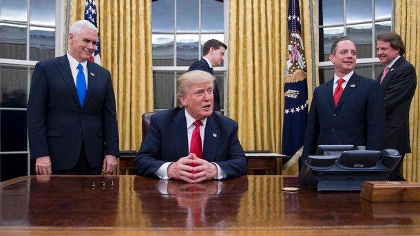 США будут работать над восстановлением мира вУкраинском государстве — Трамп