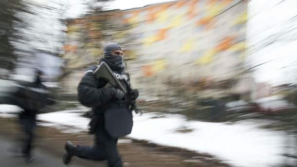 ВВене милиция задержала вооружённую чеченскую группировку