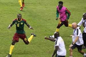 Кубок Африки: Камерун одержал волевую победу над Египтом в финале