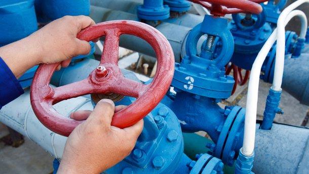 Вукраинских ПХГ осталось 30% газа