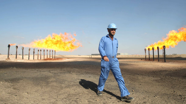 Нефть марки Brent подросла до $57 забаррель