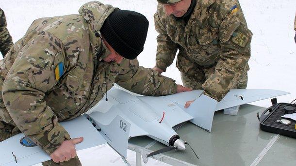 ВЧерниговской области проходят тестирования беспилотника «Аист-100»