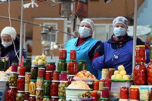 В Киеве снова стало больше больных гриппом и ОРВИ