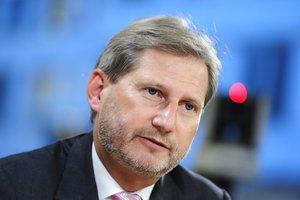 Еврокомиссар Хан: оснований для отмены санкций против России нет