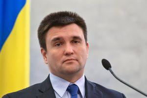 """Климкин назвал """"классным"""" телефонный разговор между Порошенко и Трампом"""