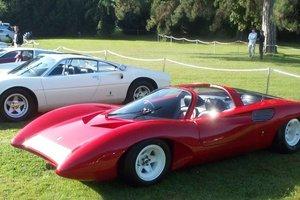 ТОП-10 необычных Ferrari
