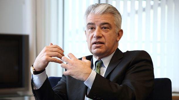 МИД Украины вызвал германского посла Райхеля для объяснений его заявлений поДонбассу