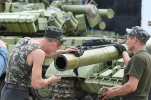 Программа развития оборонного комплекса Украины: миллиардные инвестиции и новые виды вооружений