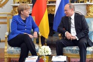 Путин и Меркель обсудили ситуацию на Донбассе: о чем договорились