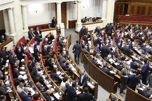 Начало новой сессии Рады: депутаты занялись экологией