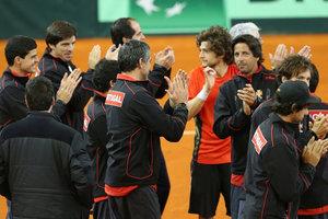 Кубок Дэвиса: сборная Украины сыграет с Португалией в Лиссабоне