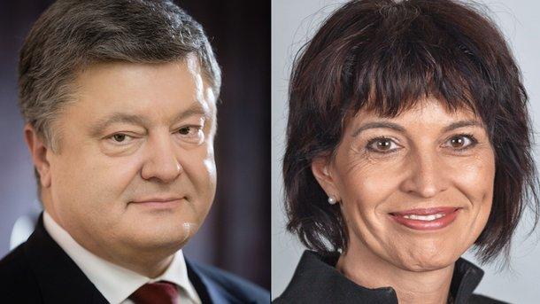 Президент Швейцарии: Российская Федерация должна сделать все для предотвращения огня