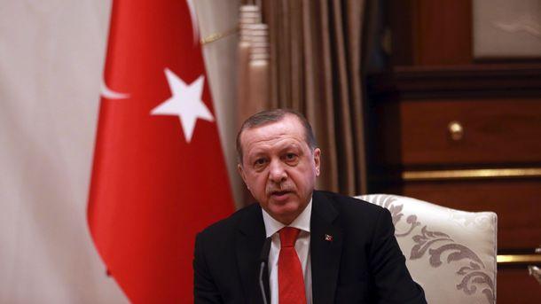Трамп побеседовал потелефону сЭрдоганом