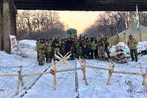 Украинцы рассказали, что думают о блокаде Донбасса