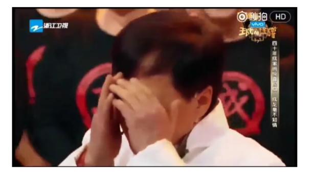 Джеки Чан растроган встречей слюдьми, сделавшими его великим актером