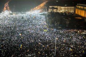Парламент Румынии отказался отправить правительство в отставку