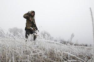 """Будни украинских военных на Донбассе: """"Бывали морозы и похуже"""""""