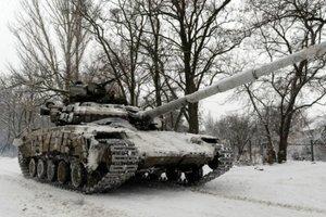 Авдеевку опять обстреливал танк боевиков - штаб