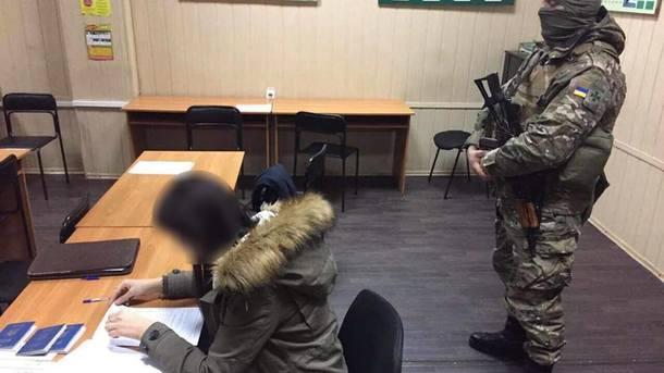ВОдессе задержали подозреваемую вторговле людьми