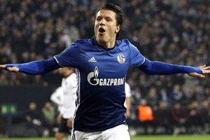 Коноплянка забил гол в Кубке Германии через восемь минут после выхода на поле