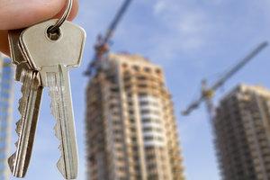 В Днепре семьям бойцов вручили ключи от квартир