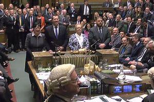 Палата общин британского парламента одобрила законопроект о Brexit