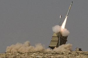 Израильский курортный город обстреляли из ракет со стороны Египта
