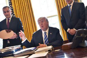 Трамп полностью сформировал свой кабинет
