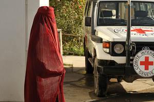В Афганистане убили сотрудников Красного Креста, помогавших пострадавшему от снегопадов району