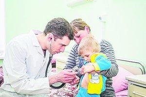Гуманитарный штаб спасает детские сердца