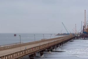 В Керченском проливе произошел ледоход