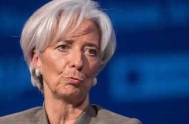 Лагард: Программа МВФ в Украине зависит от власти