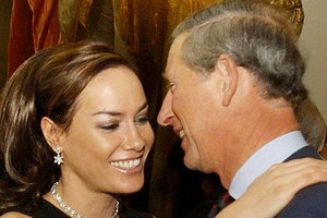 45-летняя крестница принца Чарльза Палмер-Томкинсон найдена мертвой