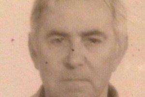 В Киеве исчез больной склерозом мужчина