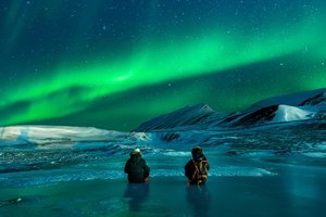 Китайские туристы напали на финских гидов, не увидев северного сияния