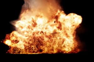 В Константиновке прогремел взрыв