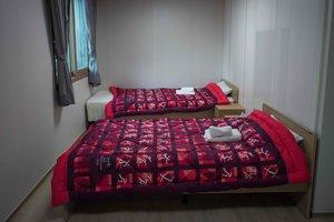 Кровать от стены до стены: стало известно, как будут жить спортсмены на Олимпиаде-2018