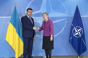 Гройсман приехал в штаб-квартиру НАТО: о чем удалось договориться