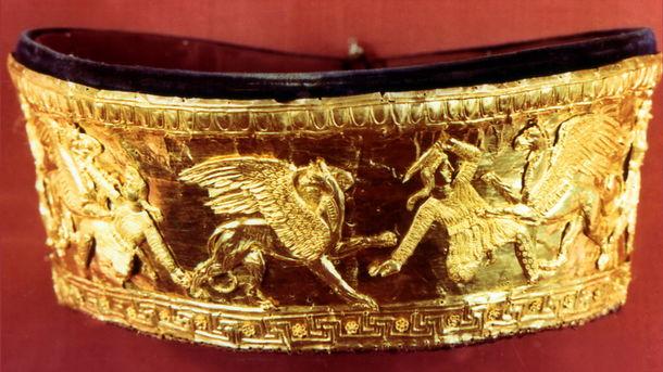 Минюст: Украина заплатит голландскому музею компенсацию захранение скифского золота