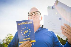 Подписи за референдум в Нидерландах по ассоциации с Украиной могут быть поддельными - NYT